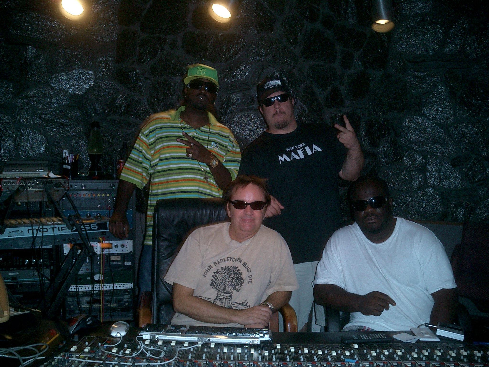 Odyssey Sessions AKA Tone, Eric Scortia, Lance Lopez, Craig J